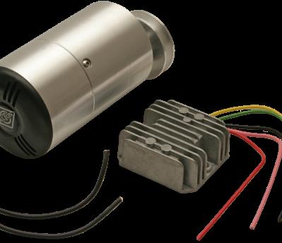 Generator for Velocette and regulator
