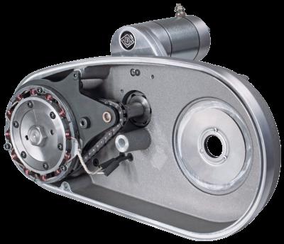 E-Starter conversion kit for Norton Commando MKII-MKIIA