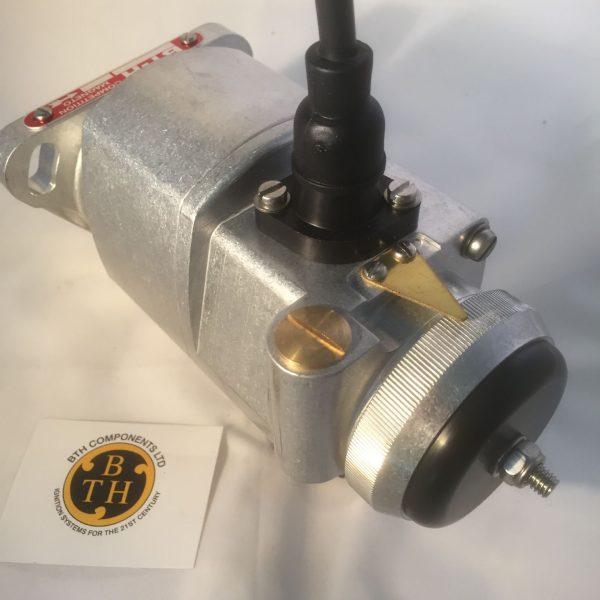 K2F - Lucas replica flange magneto